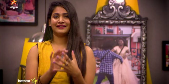 Bigg Boss 3 - 30th September 2019 | Promo 3 - Losliya talk about her father
